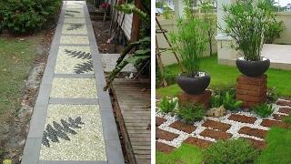 видео Дорожки на даче и садовые дорожки: как сделать своими руками + фото