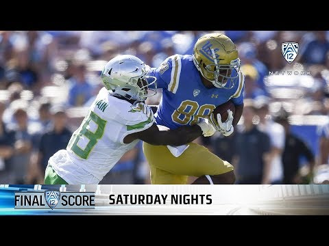 Recap: UCLA football uses second-half surge to ground Oregon