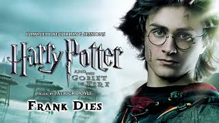 02. Frank Dies - HP & Goblet of Fire Recording Sessions