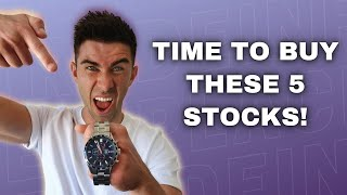 TOP STOCKS TO BUY NOW | DOUBLE YOUR INVESTMENT IN 2021! (LMND, CGC, CRISPR...)