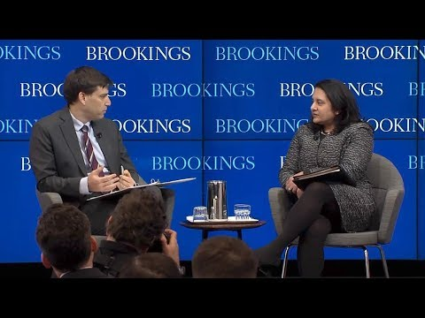 What's next for Trump's regulatory agenda: A conversation with OIRA Administrator Neomi Rao - Part 2