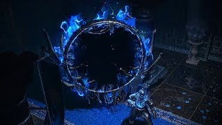 Path of Exile: Stygian Portal Effect