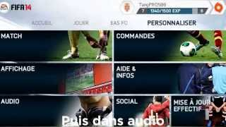 Comment télécharger les commentaires sur Fifa 14 iPhone/ipad ?