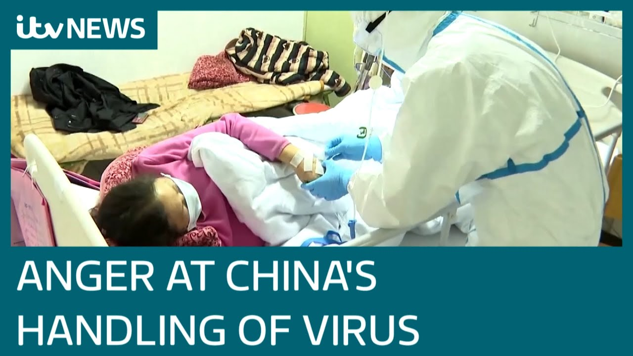 Coronavirus  Death Of Whistleblower Chinese Doctor Sparks
