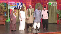 Khushboo, Amanat Chan and Iftikhar Thakur New Pakistani Stage Drama