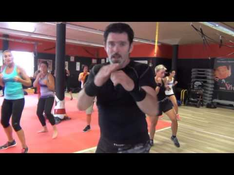 Vital combat - Synchron Martial Arts Aerobic Class in Stans/Tirol