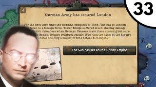 The Fall of London [Fuhrerreich: Deutsches Reich] Ep. 33