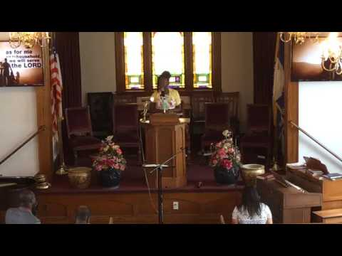 "Hackensack SDA Church ""Have You Seen The Lord?"" Pastor Ernie Wright"