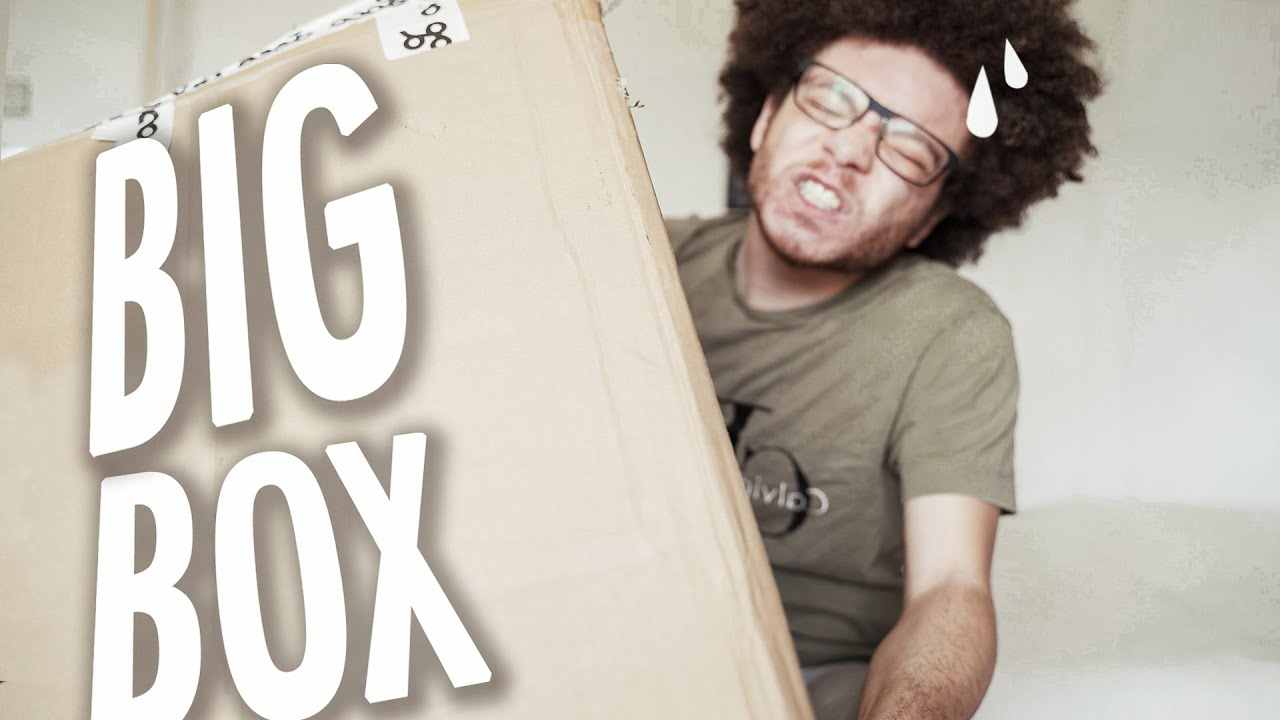 a BIG Inline Skate UNBOXING!