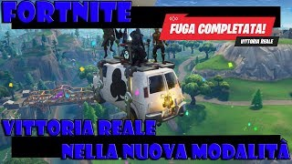 FORTNITE REAL VITTORY IN THE NEW MODE /w Albyj,JoPlay3r,ico