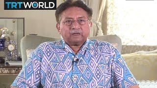 TRT World Exclusive - Interview with Pervez Musharraf