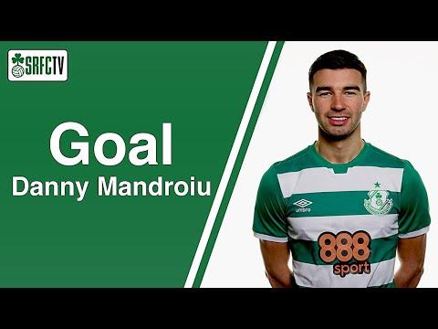 Danny Mandroiu v St. Patrick's Athletic   30 July 2021