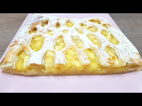 La tarta de manzana más rápida y sencilla #90
