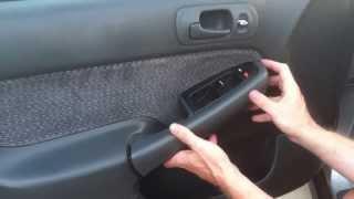 1999 Honda Civic LX - Driver
