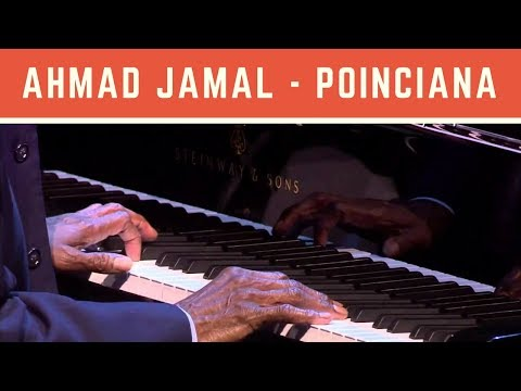 Watch Ahmad Jamal play Poinciana | See a scale that yields TONS of new chords!!!