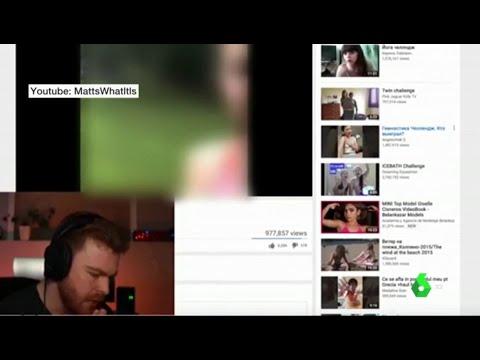 Escándalo de pedofilia en Youtube: un usuario pone en evidencia la falta de controles [1:41x720p]