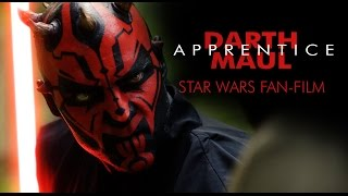 Video DARTH MAUL: Apprentice - A Star Wars Fan-Film download MP3, 3GP, MP4, WEBM, AVI, FLV Oktober 2018