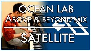 OceanLab - Satellite [Original Above & Beyond Mix] (Piano Cover)