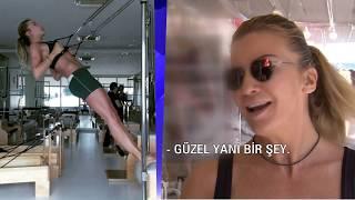 İvana Sert'ten Bakım ve Güzellik Tüyoları - Magazin Turu