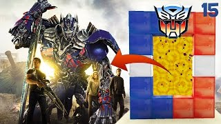 YOUTUBERS VS TRANSFORMERS!!! 🤖 DIMENSIÓN DE TRANSFORMERS MINECRAFT | DIMENSIONES 2 EP. 15