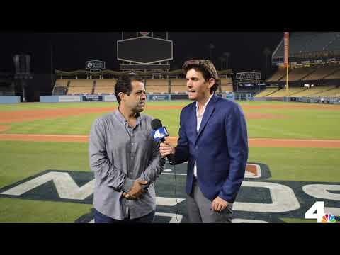 NBC4 Postgame Playoff Wrap Up NLDS Game 5
