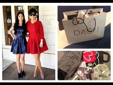 $1,000 DASH Shopping Spree and Kris Jenner Show Swag Bag Haul!!
