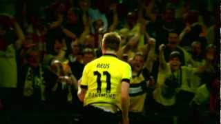 Borussia Dortmund welcomes Manchester City, Ajax Amsterdam and Real Madrid | CL 2012/2013