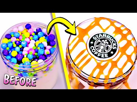 EXTREME Slime Makeover! Is The NEW SLIME SATISFYING??