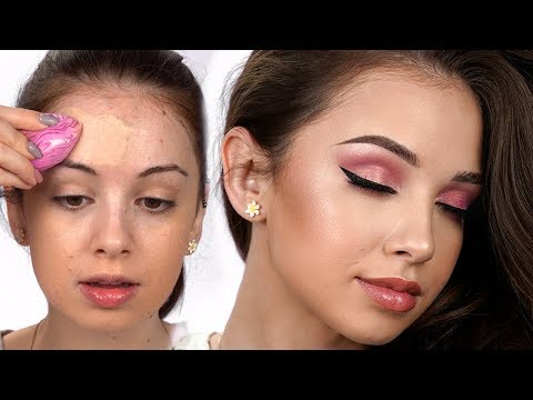 FIRST DATE / VALENTINE'S DAY MAKEUP TUTORIAL thumbnail