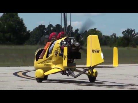 Silverlight Aviation Apollo Gyroplane