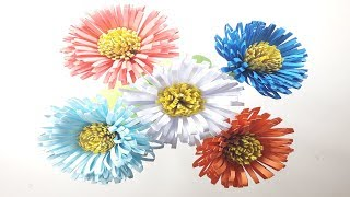Five Beautiful Paper Flower Creation For Origami Lovers   DIY Paper Craft Ideas For Decoration