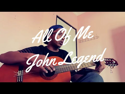 All Of Me - John Legend (cover) | Ancooor ✌😂