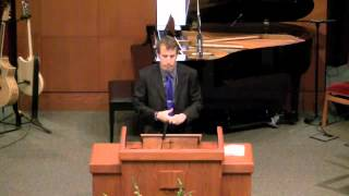 Sermon: Sinners in the Hands of A Loving God
