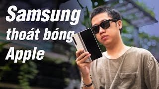 Samsung đã thoát khỏi cái bóng của Apple