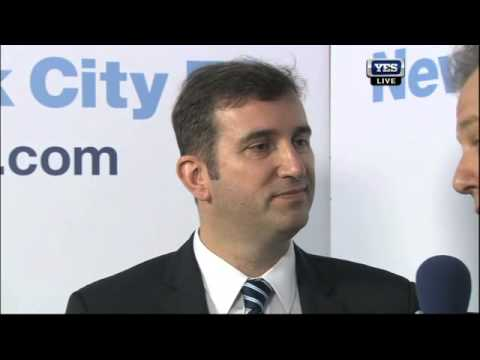 Claudio Reyna & Ferran Soriano on the formation of New York City Football Club