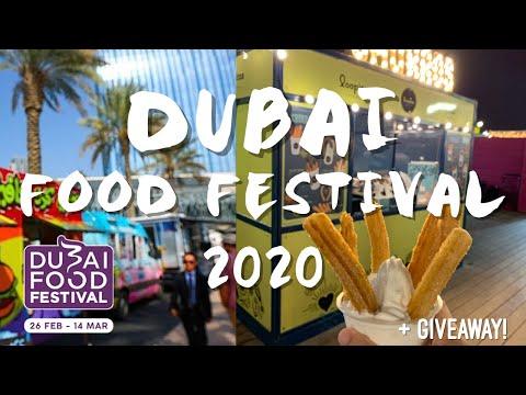Dubai Food Festival 2020 + CASH GIVEAWAY!  | Ultimate Street Food at Dubai Beach | Things to do.