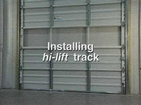 (5) Installing Hi-Lift Track