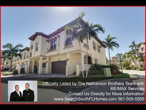 Homes for Sale in Boca Raton   3136 Waterside Circle   Waterside