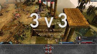 Dawn of War 2 - Faction Wars 2017 | Space Marines vs Eldar #3