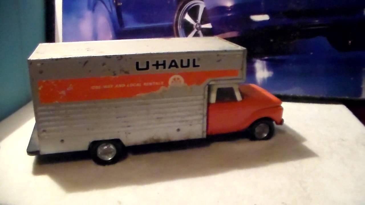Uhaul Truck S Nylint 1965 Ford U Haul Truck 197039s Youtube