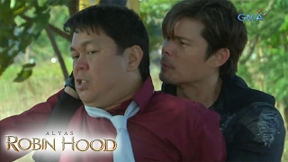 Alyas Robin Hood: Babagsak ka na, Wilson!