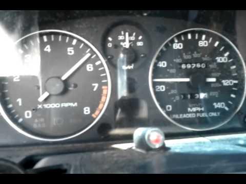 1994 miata m 0-60 acceleration