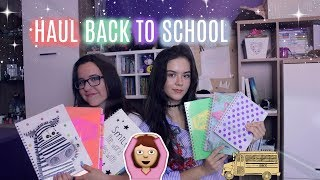 BACK TO SCHOOL SUPPLIES HAUL 2017 ✏️