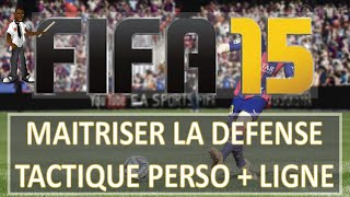 FIFA 15   TUTORIEL MAITRISER LA DEFENSE