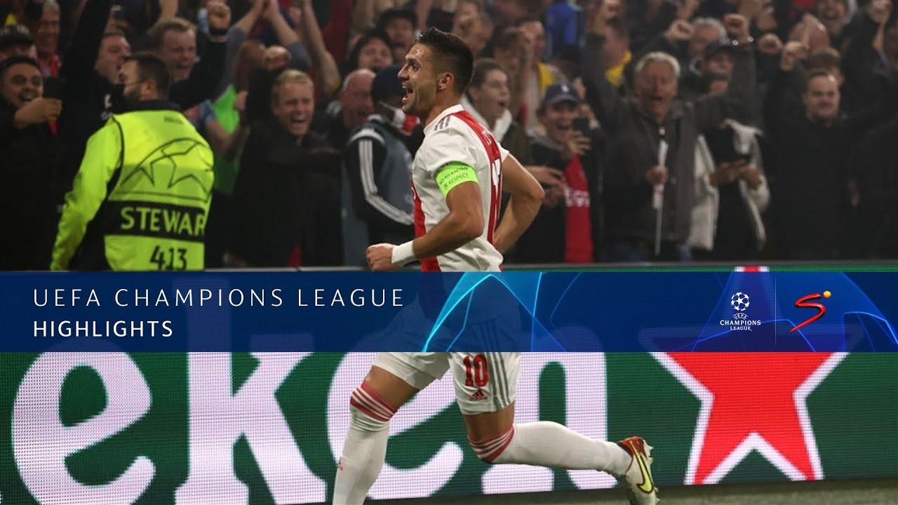 Download UEFA Champions League   Group C   AFC Ajax v Borussia Dortmund   Highlights
