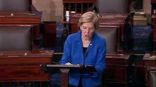 Senator Warren Delivers Floor Speech Opposing William Barr's Nomination for Attorney General