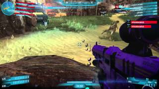ORION : Prelude gameplay