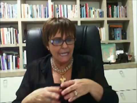 Márcia Fernandes falando sobre Carma