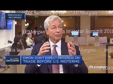 Biggest Vulnerability Today Is Cyber, JPMorgan CEO Says | Squawk Box Europe