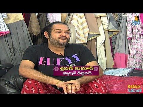 Fashion Designer Shravan Kumar Latest Collections
